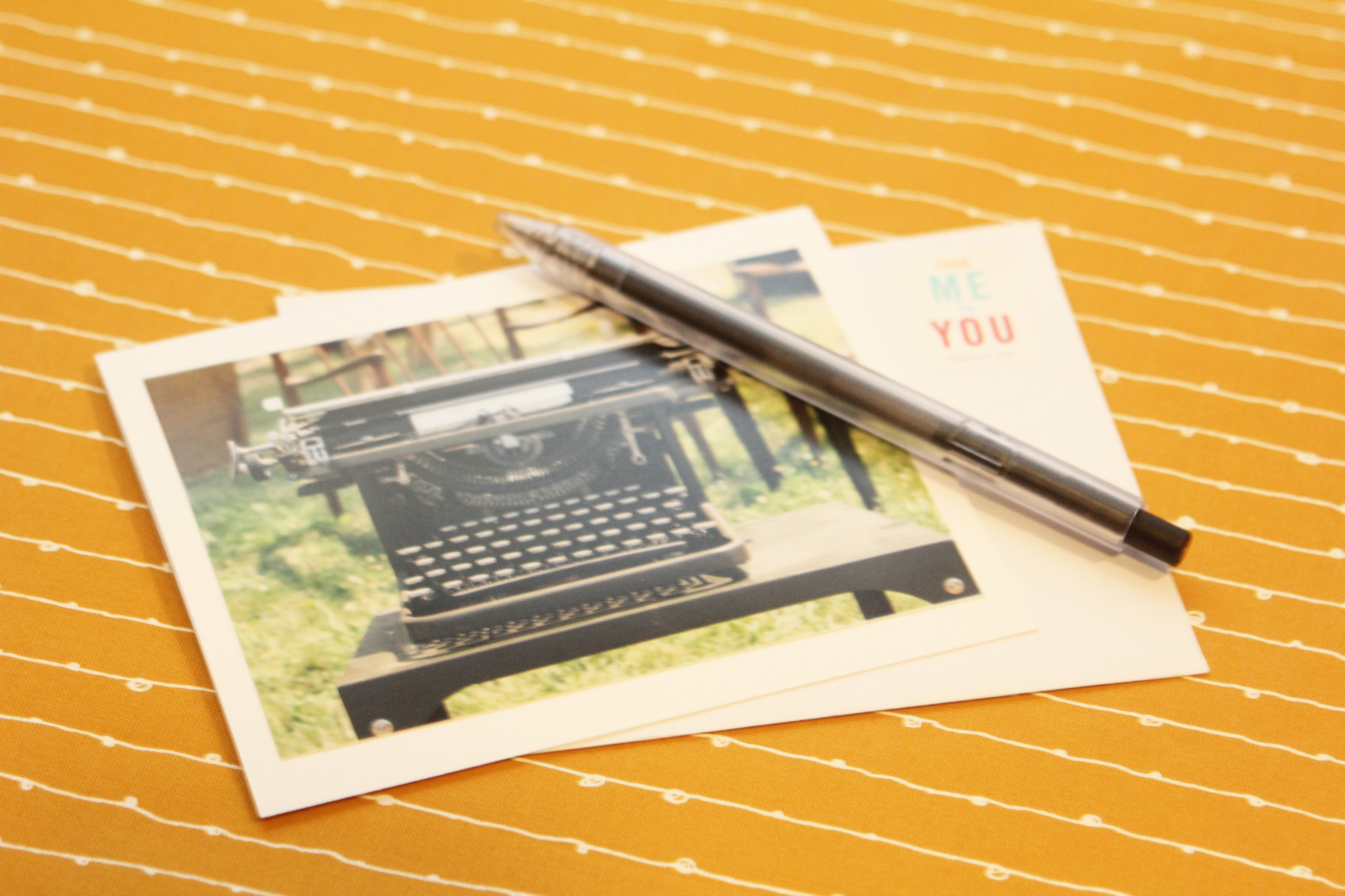 Sending A Letter Gets My Stamp Of Approval RubyGirlorg